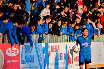 El C.F. Fuenlabrada disputará por primera vez en su historia la final de la Copa Federación