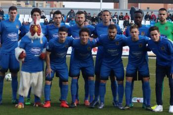 El Fuenlabrada afronta esta tarde la ida de semifinales de la Copa RFEF frente al C.F. Badalona