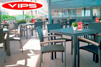 #Despreocúpate en la terraza de VIPS