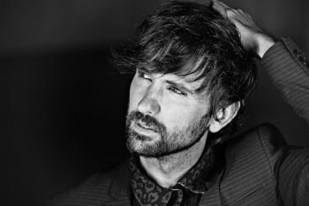 David Otero nos presenta su último trabajo en solitario, álbum homónimo con el que se dará cita el próximo 29 de septiembre en la sala 'La Riviera' de Madrid