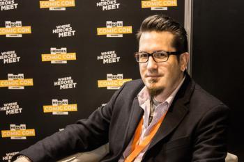 Hablamos con el dibujante Mark Brooks en su paso por la Comic Con de Madrid