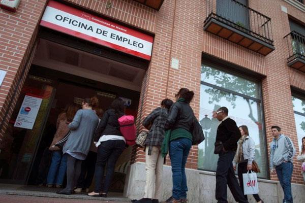 Agosto hace subir el paro en la Comunidad de Madrid
