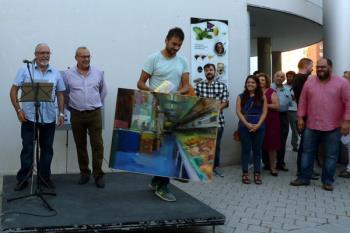 Una treintena de pintores participaron en la XIX edición celebrada el pasado domingo 2 de Octubre