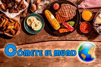 ¿Estás preparado para comerte el mundo?