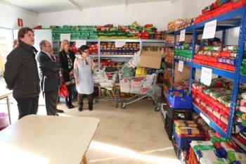 El Ayuntamiento destinó para su remodelación 25.000 euros para ampliar la cocina, el comedor y el almacén