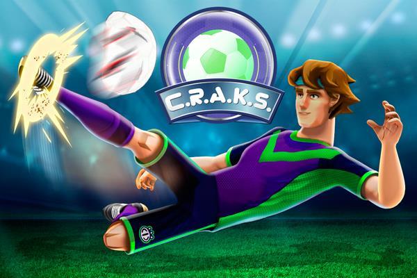 ¿Te imaginas convertirte en uno de los C.R.A.K.S del fútbol?