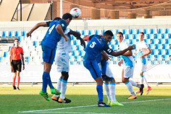 El C.F. Fuenlabrada cayó ante el Deportivo Fabril por 1 a 2