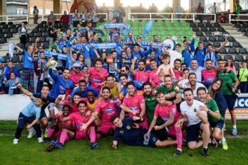 El C.F. Fuenlabrada jugará, por primera vez, el playoff de ascenso a Segunda división