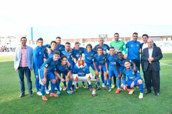 El club azulón pondrá autobuses para ver al equipo en Calahorra este miércoles