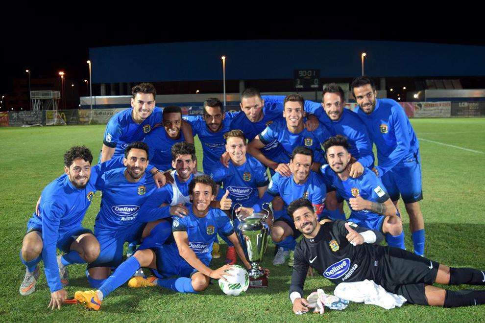 Ganó al Aravaca por 3 a 0 en la Copa Federación