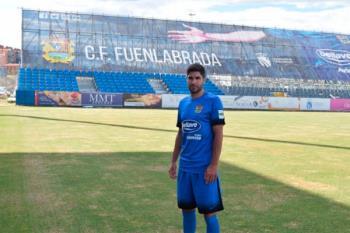 El extremo madrileño llega procedente del Rayo Majadahonda a sus 31 años