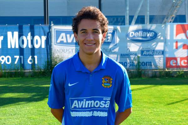 Luis Milla, nuevo jugador del conjunto de Josip Visnjic