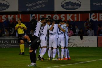 Los de Antonio Calderón se clasificaron para los dieciseisavos de final de la Copa del Rey