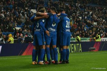 Los nuestros consiguieron un empate a dos ante el vigente campeón de Europa