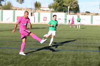 Los de Calderón vencieron por 0 a 2 en Guijuelo