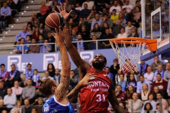 Los de Néstor García se llevaron la victoria ante el San Pablo Burgos de Javi Vega