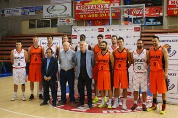 Los nuestros están encuadrados en el grupo B, junto a Bilbao Basket