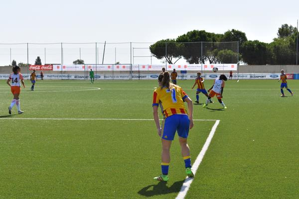 El Montpellier se lleva la I Edición del Torneo Femenino Internacional de Fútbol