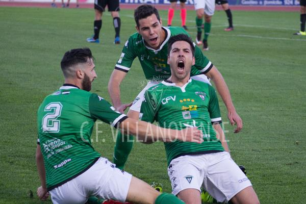 El Villanovense, rival del Fuenla en los playoff