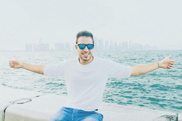 En Agosto viajamos hasta Doha, Qatar, de la mano de David Navarro