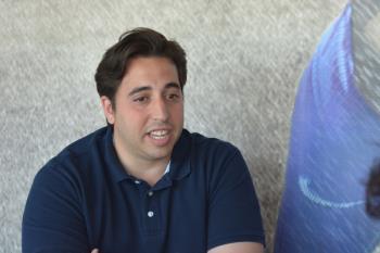 Hablamos con Jonathan Praena, presidente del C.F. Fuenlabrada