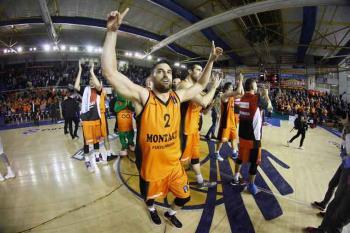 Los de Jota Cuspinera estarán en el Top 16 de la Eurocup tras ganar al Lietuvos Rytas