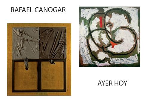 Lee todo sobre el evento RAFAEL CANOGAR: AYER HOY