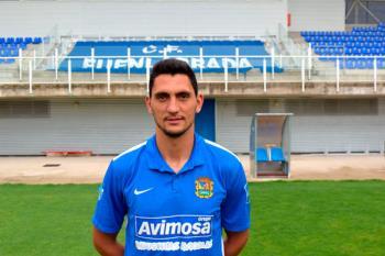 Juanma Marrero, ex jugador del Numancia, es nuevo futbolista del C.F. Fuenlabrada