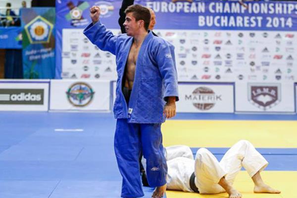El fuenlabreño Fran Garrigós se cuelga el bronce europeo