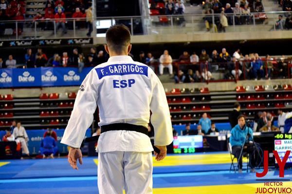 El judo fuenlabreño estará presente en el Mundial de Budapest