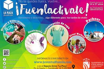 El programa de alternativas de ocio saludable ha sido objeto de una subvención por parte de la Comunidad de Madrid