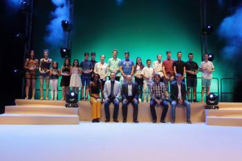 Nuestra ciudad celebró una nueva Gala del Deporte en el Teatro Tomás y Valiente
