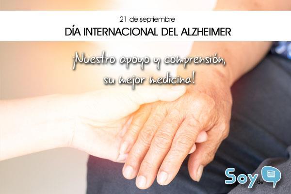 Fuenlabrada celebra el Día Mundial del Alzheimer