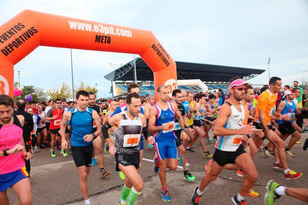 Abiertas las inscripciones para la Media Maratón de Fuenlabrada