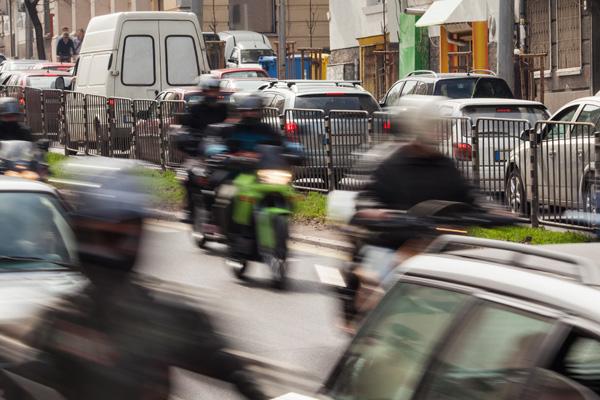 'Calmar el tráfico' se desarrolla esta semana en colaboración con la DGT