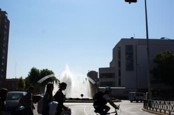 Hasta el 5 de junio, la Policía Local realizará controles diarios en las calles de Fuenlabrada para verificar el correcto uso de este elemento