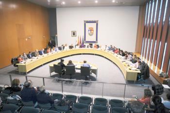 El pleno debatirá el jueves una moción para pedir a la Comunidad de Madrid que apueste por medidas de reducción de residuos y por instalaciones destinadas a la selección de materiales