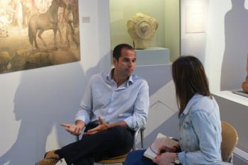 Charlamos con el diputado madrileño sobre los resultados electorales y la reunión que mantendrá Ciudadanos con Rajoy esta semana