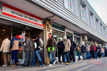 El desempleo global sufrirá un aumento de 3,4 millones con respecto al año anterior