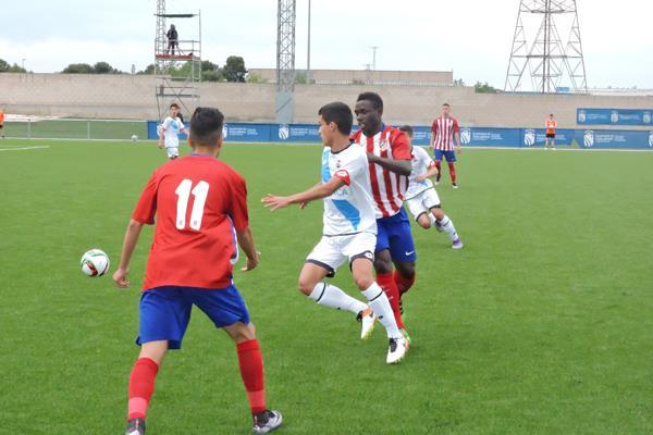 Fuenlabrada volverá a acoger el Mundial de Clubes Juvenil de Fútbol