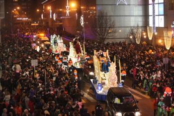 Papá Noel y sus Majestades los Reyes Magos nos harán disfrutar de una Navidad entrañable