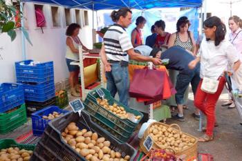 El Día del Mercado reivindica el papel de los alimentos made in Madrid