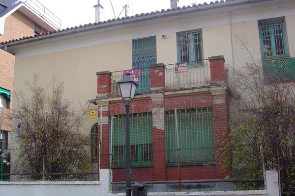 La casa de Vicente Aleixandre no será declarada Bien de Interés Cultural