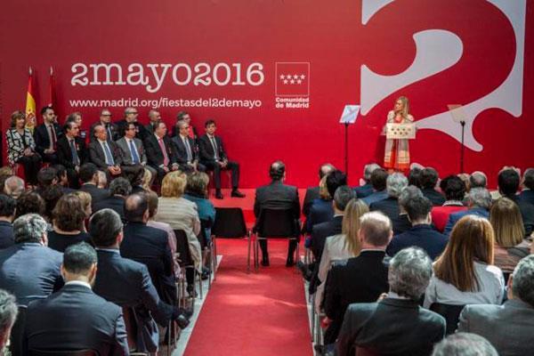 La cultura se da cita para celebrar el Día de la Comunidad de Madrid