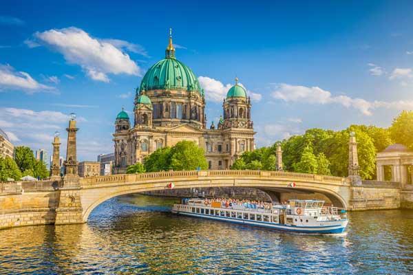 La histórica Berlín, cuna de la vanguardia europea
