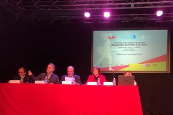 Arrancan las II Jornadas sobre estudios de juventud en Fuenlabrada