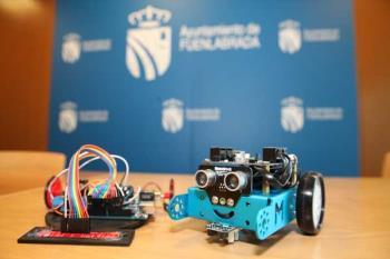 Se trata del mayor encuentro de robótica educativa en el que participan más de 2000 alumnos de distintos institutos de España