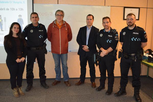 Este curso va destinado a Policía Local, Policía Nacional y Bomberos para saber actuar ante personas con TEA