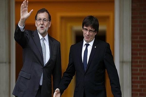 Cataluña tendrá que convocar elecciones