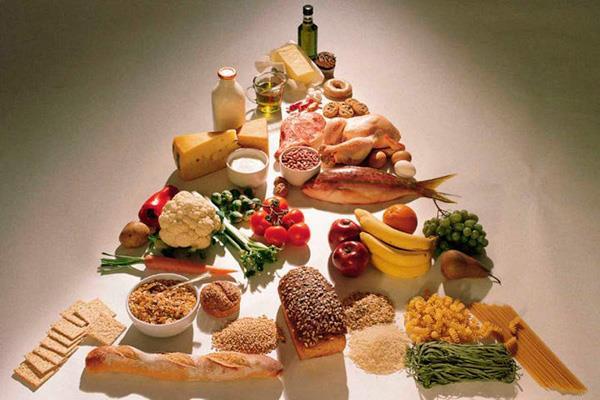 Menú equilibrado y sano